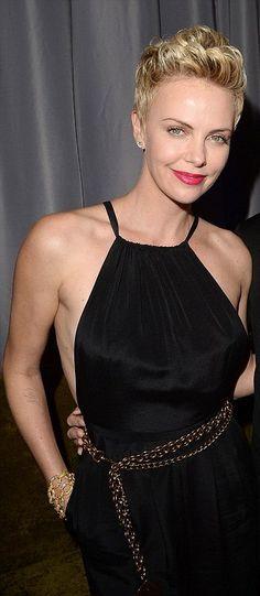 Charlize Theron 2013 GLAAD