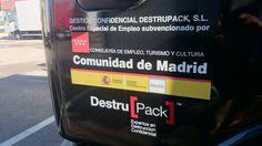 Somos un Centro Especial de Empleo registrado en la Comunidad de Madrid