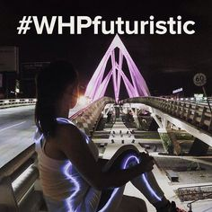 Weekend Hashtag Project: #WHPfuturistic  The goal this weekend is to make pictures inspired by what you imagine fashion, architecture and everyday life will look like in the future.  Here's how to get started: Science fiction books and films are a great p