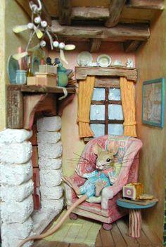 favorite miniature room