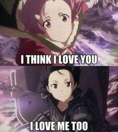 God.... Have some respect for ladies Kirito! XD