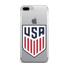 NEW USMNT SOCCER CREST CUSTOM IPHONE CASE – Fresh Elites #Iphone