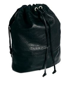 Enlarge Pieces Daria Leather Duffle Bag