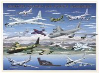 United States Air Force Bombers