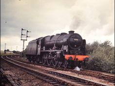 46142 The York and Lancaster Regiment. Steam Railway, Train Art, British Rail, Steam Engine, Steam Locomotive, Around The Worlds, Journey, Iron, Boat