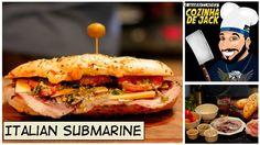 Italian Submarine   A Maravilhosa Cozinha de Jack S02E30