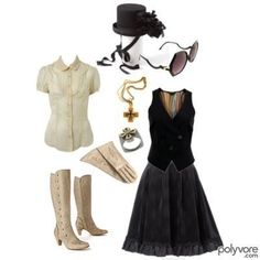 This photo was uploaded by periodicstyle. Modernized western wear