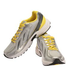 Adidas Mars1 Grey & Yellow Sports Shoes