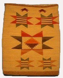Corn husk bag made by the Plateau Bands c. 1890