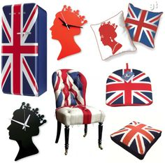 Union Jack doodles and doodads ::)