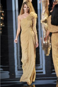 Elie Saab | Fall 2010 Couture Collection | Style.com