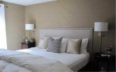 behr toffee crunch tan bedroom paint color 00395    love this site