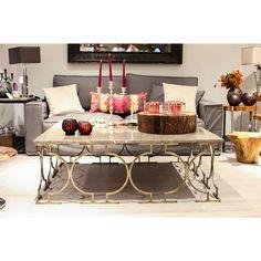Altıncı Cadde Mermer Tablalı Oymalı Ayaklı Orta Sehpa 130 Cm - Altıncı Cadde Gold Furniture, Iron Furniture, Simple Furniture, Deco Furniture, Furniture Design, Living Room Green, Living Room Decor, Indoor Outdoor Furniture, Coffe Table