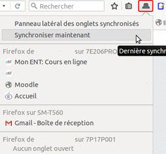 synced tabs 45