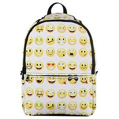 BAD BITCH EMOJI BACKPACK at shopjeen.com | Bagged One | Pinterest ...