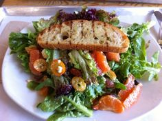 Harvest Salad at Tender Greens
