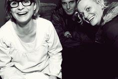 Amy Sedaris + Will Arnett + Amy Poehler
