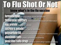 #flu #influenza