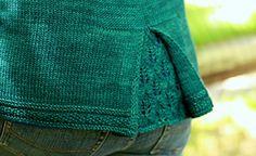 Ravelry: Pradera pattern by Kristen Jancuk