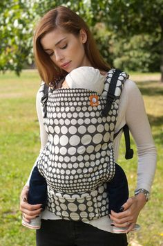 Tula Pearl London 1 TULA BABY CARRIER