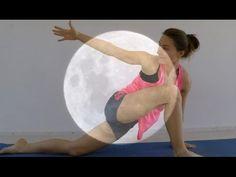 Yoga para DORMIR - Yoga en la noche para relajar cuerpo y mente - YouTube