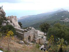 #Kantara Castle looking down...