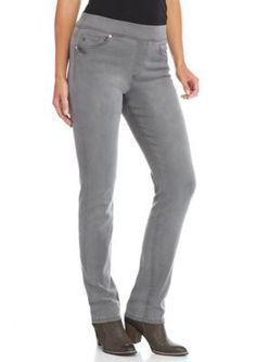 Gloria Vanderbilt  Avery Pull-On Slim Pants