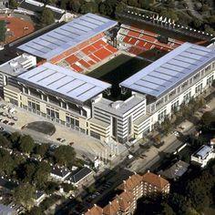 Parken, Denmarks National Stadium C.F. Møller