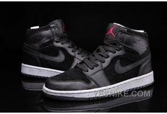 Air Jordan 1 Retro High NYC AJ1 Black Wof Grey