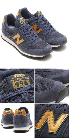 New Balance 996: Navy