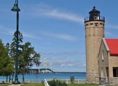 Mackinaw City page on michigan.org