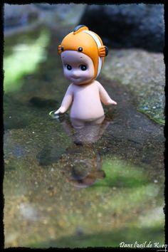 Sonny Angel - Marine Series - Clownfish - Dans L'Oeil de K-ro