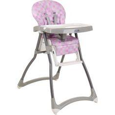 Cadeira de Refeição Burigotto Merenda Cubes Rosa, fácil de usar, fácil de limpar e fácil de guardar.    Compacto quando fechado: a bandeja adapta-se na parte inferior das pernas.    Encosto reclinável em quatro posições para: comer, brincar, descansar e dormir.