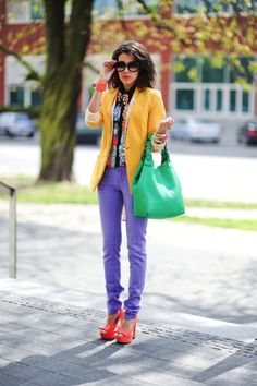 A Popping Outfit!