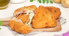 I triangolini di patate con speck e scamorza sono davvero deliziosi, croccanti fuori e morbidi e filanti dentro, potete cuocerli sia in forno che in padella