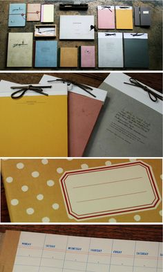 I want everything from this pic, pretty please...? #stationery
