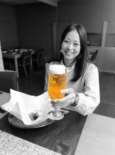 You prefer beer or sake ? #hanagoyomi #roppongi #tokyo #japan #japankuru #beer #sake #cheers #japanesefood #washoku #travel #trip