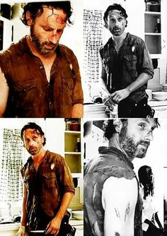 Season 4. Who else misses rick this season? We've barely seem him in the second half!