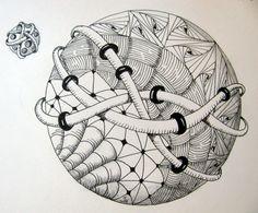 Drawings & Zentangles by Jo in NZ