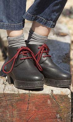 Lilah boots - Plümo Ltd
