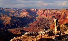 Un de mes rêves: le Grand Canyon.