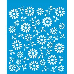 Flowes 6 x 8 in : Diy Reusable Laser Cut Stencils Durable Airbrush Bouquet Ornament Wall Wood Fabric Pattern Template Lyles Stencil Lettering, Stencil Art, Stenciling, Quilting Stencils, Stencil Patterns, Embroidery Patterns, Laser Cut Stencils, Letter Stencils, Fabric Drawing