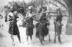 chasseurs CONGO