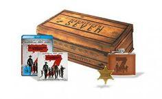 [Angebot]  Die glorreichen Sieben (Collectors Box) (exklusiv bei Amazon.de) [Blu-ray] [Limited Edition] für 3997