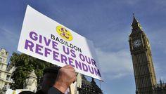David Cameron leva anclas en Europa  El primer ministro británico abre la caja de Pandora al aceptar la idea de un referéndum sobre la permanencia en la UE