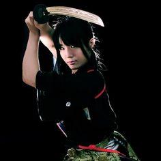 Female Samurai, Samurai Art, Warrior 3, Shadow Warrior, Katana Girl, Martial Arts Women, Art Reference Poses, Action Poses, Karate