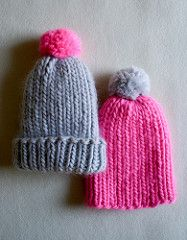 Ravelry: Super Soft Super Simple Baby Hat pattern by Purl Soho