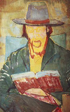 Vanessa Bell - Lytton Strachey, Reading