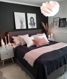 This is a Bedroom Interior Design Ideas. House is a private bedroom and is usually hidden from our guests. Much of our bedroom … Room Inspiration, Room Decor Bedroom, Bedroom Decor, Bedroom Colors, Bedroom Interior, Small Bedroom, Luxury Rooms, Luxury Room Decor, Inspire Me Home Decor