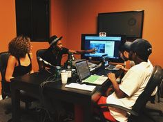 Just wrapped up a very dope interview with SIR radio. Very positive discussions.